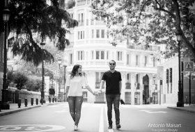 Love Story en Madrid