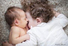 Bienvenido Gonzalo, te voy a cuidar mucho – Newborn