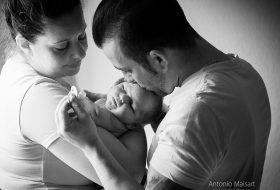 Familias especiales – Lifestyle Newborn