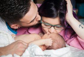 Cadena de besos – Lifestyle Newborn